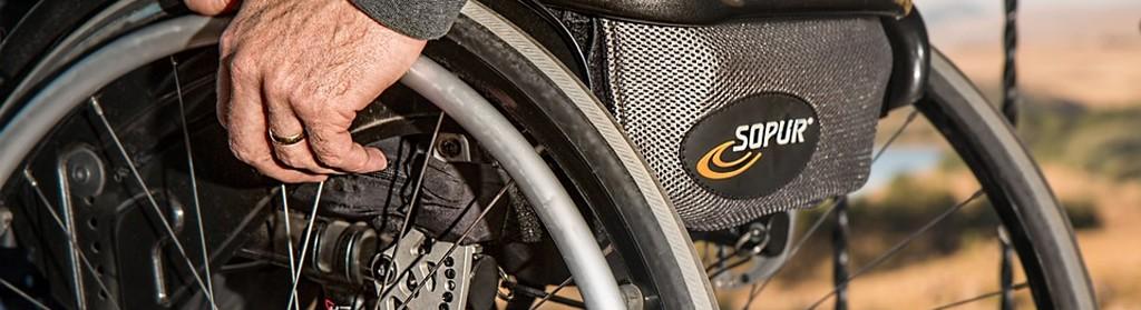 Sillas de Ruedas y aparatos que facilitan la movilidad