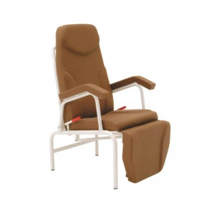 sillón descanso paciente