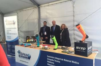Hispano Médica Patrocinador IX Congreso Internacional de la Asociación Española de Ciencias del Deporte